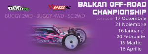 Balkan Offroad 2016 Speed rc